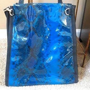 Unique French Connection Tote/Shoulder Bag